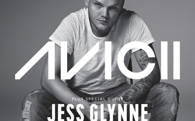 AVICII To Return To TENNENT'S VITAL With Very Special Guest  JESS GYLNNE