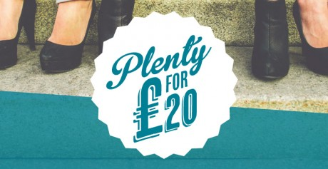 Plenty for £20 ~ Dawn Williams (July)