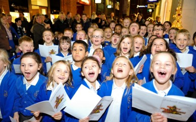 Sing for your Heart this Christmas – it's good for you