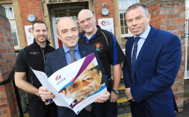 ENTER PROGRAMME TOOLKIT LAUNCHED IN EAST BELFAST