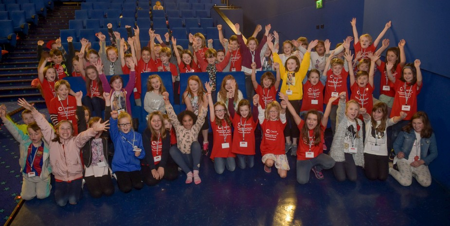 Northern Ireland Wide Search For film fans To Join  'Cineseekers' and 'Cinefocus' juries AT BELFAST'S CINEMAGIC FESTIVAL this OCTOBER!