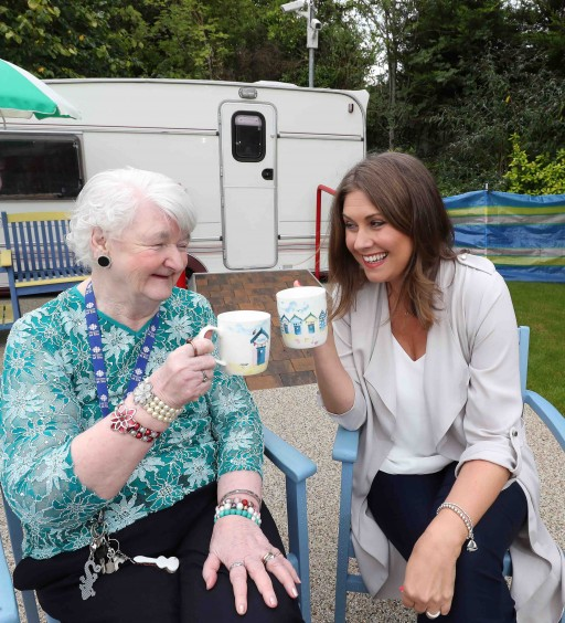 "Unique ""Magical Memory Garden"" For Those Living With Dementia Opens At Palmerston Care Home In East Belfast"