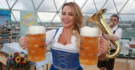 19th-28th October – BELFAST OKTOBERFEST COMES TO CUSTOM HOUSE SQUARE