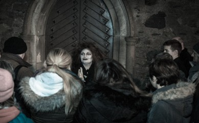 25th & 26th October – Halloween Walking Tours