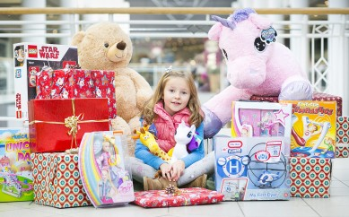 Make Christmas child's play with first ever Toy Tester event at CastleCourt