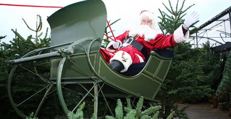 HILLMOUNT INTRODUCES QUIET HOURS WITH SANTA THIS CHRISTMAS