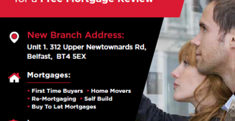 Mortgage First new to Ballyhackamore