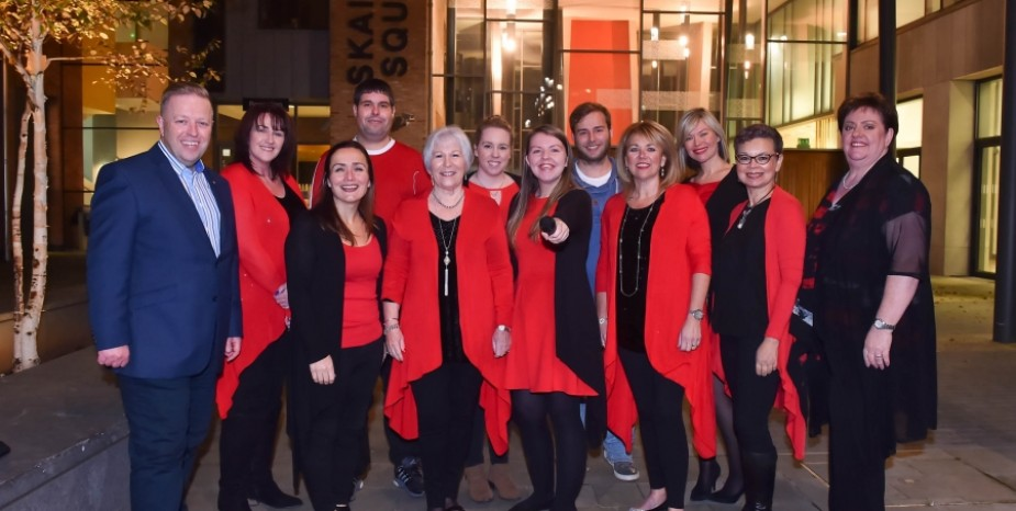 East Belfast Mission 'hits a high note' with Belfast Community Gospel Choir