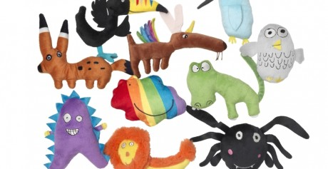 The wonderful creatures of the SAGOSKATT toy range are back on shelves just in time for Christmas