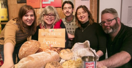 FOOD FOR THOUGHT AS NEW EASTSIDE ARTS PROGRAMME IS LAUNCHED