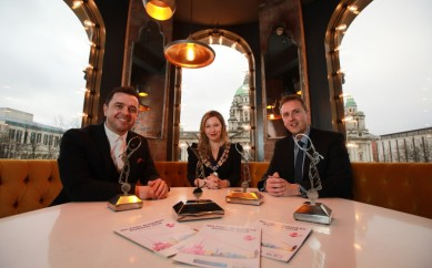 Celebrating brilliance, the Belfast Business Awards 2018 is opened for entries
