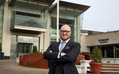 THE STORMONT HOTEL COMPLETES £1M RENOVATION PROGRAMME
