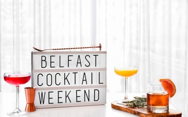 Dates and Details for First Belfast Cocktail Weekend Announced