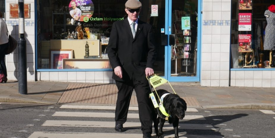 Local man Leo to celebrate guide dog 'anniversary'!