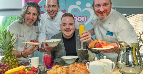 Northern Ireland's leading chefs lend their support to Q Radiothon