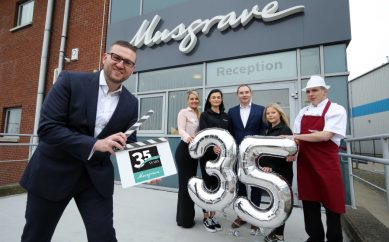 NEW MUSGRAVE TV AD CELEBRATES 35 YEARS OF LOVING LOCAL