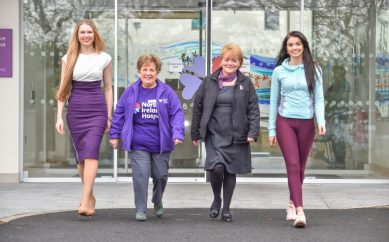 PUT THE SPRING IN YOUR STEP FOR THE NI HOSPICE WALK
