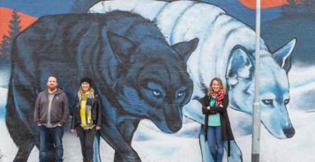 STREET ART TRANSFORMS EASTSIDE INTO URBAN GALLERY
