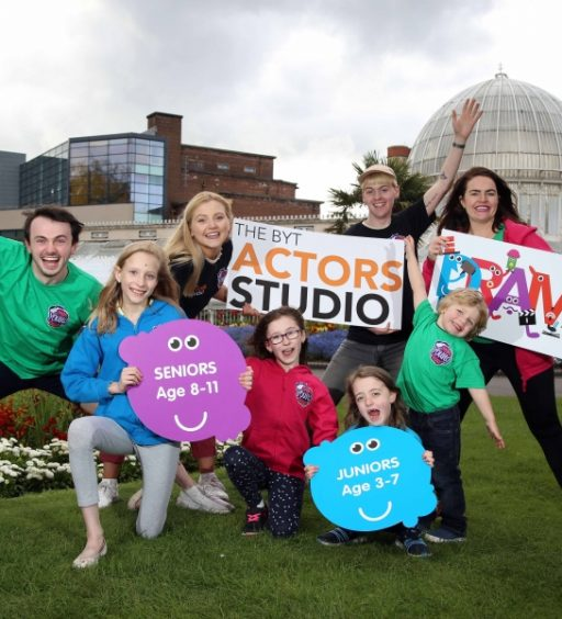 SUMMER DRAMA CAMP ANNOUNCED FOR BRIGHT YOUNG THINGS OF HOLYWOOD