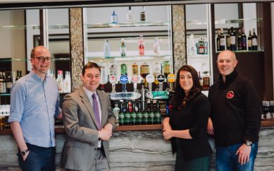 McKeever Hotel Group Brews Up A Storm with Launch of Speciality Beer
