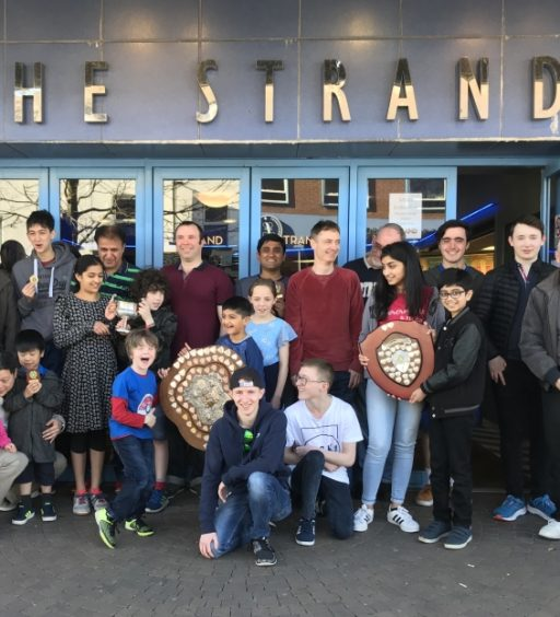 East Belfast Chess Club causes whirlwind in Ulster Chess Scene