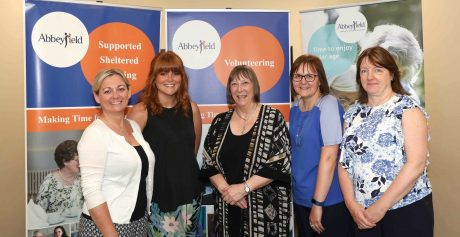Abbeyfield Celebrates ''Inspiring Volunteers' At Conference