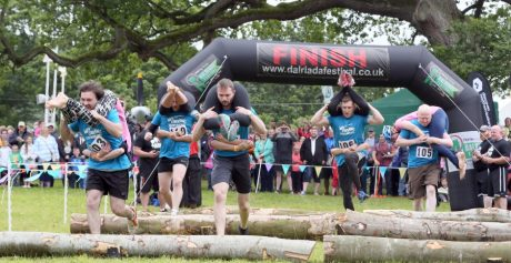 ALL IRELAND WIFE CARRYING CHAMPIONSHIPS – ENTER NOW IF YOU THINK YOU'RE STRONG ENOUGH!