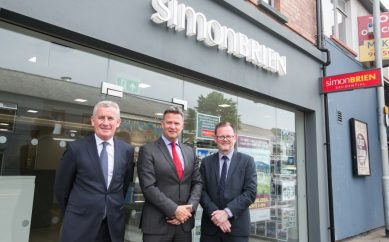 SIMON BRIEN RESIDENTIAL OPENS NEW EAST BELFAST OFFICE FOLLOWING £500,000 INVESTMEN