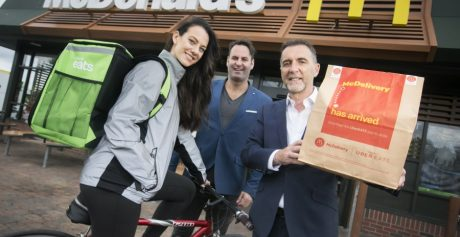 MCDONALD'S MCDELIVERY – MCDELIVERING IN EAST BELFAST