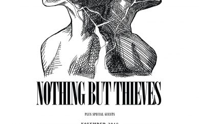 Limelight Belfast Presents:    NOTHING BUT THIEVES  & Guests
