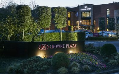 CROWNE PLAZA BELFAST COMPLETES FIRST PHASE OF £5 MILLION INVESTMENT IN GUEST BEDROOMS