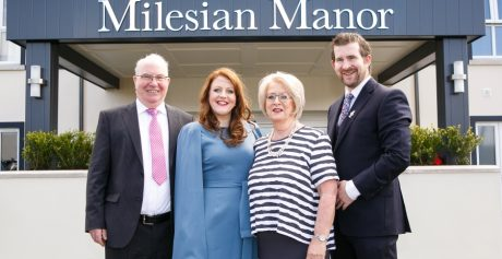 Triple Success…Northern Ireland's First Lifestyle Home Milesian Manor exceeds all targets