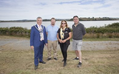 LOCALLY FOCUSED FOOD VILLAGE SET TO ROW INTO STRANGFORD LOUGH