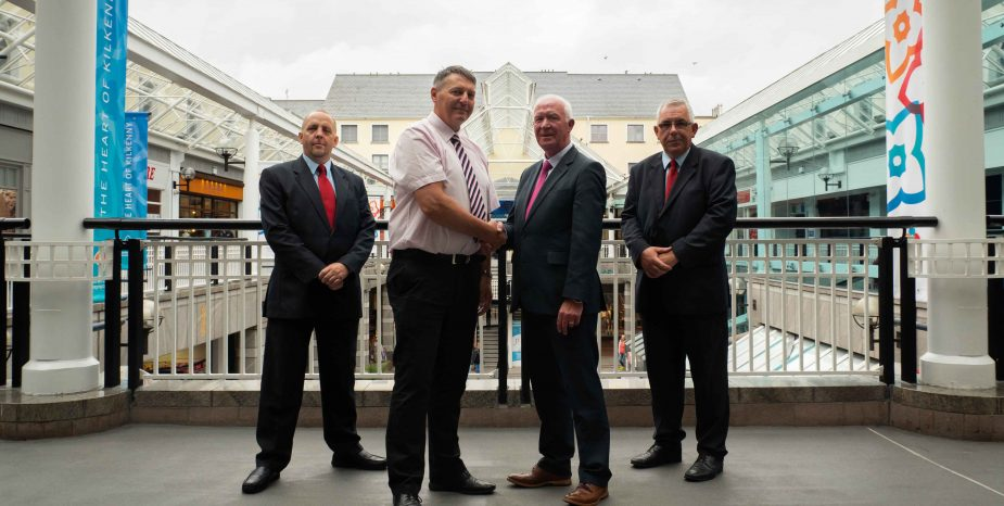 Mercury secures Market Cross Shopping Centre contract