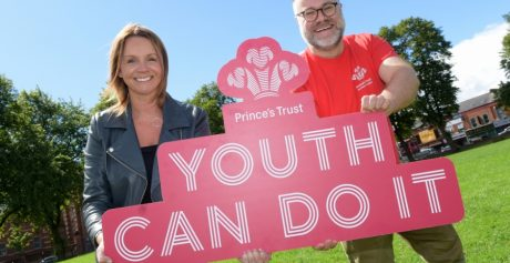MOIRA CALLING 2018 TEAM UP WITH THE PRINCE'S TRUST NORTHERN IRELAND