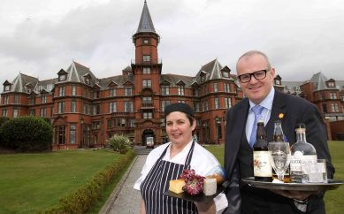 BEER, CIDER, SPIRIT AND CHEESE FESTIVAL AT THE SLIEVE DONARD