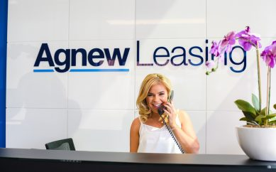 AGNEW CORPORATE REBRAND AS 'AGNEW LEASING'