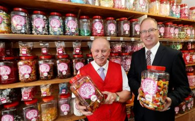 A taste of sweet success –  Aunt Sandra's invests £300k in production as it eyes ROI market