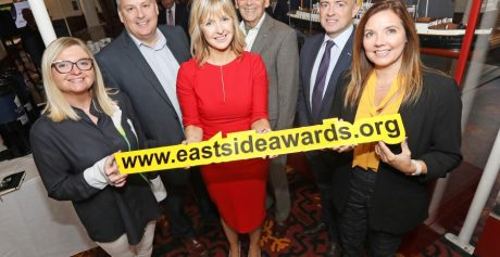 HIP HIP HOORAY CELEBRATING THE BEST OF EAST BELFAST WITH THE THIRD ANNUAL EASTSIDE AWARDS