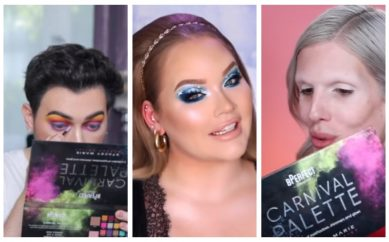 BELFAST BEAUTY COMPANY GAINS GLOBAL SEAL OF APPROVAL FROM WORLD'S BIGGEST MAKE UP ARTISTS.