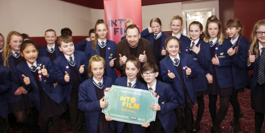 World's biggest youth film festival comes to East Belfast – bookings now open