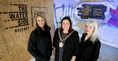 The Waterside hosts the 2018 Open House Belfast Architecture Festival Programme Launch