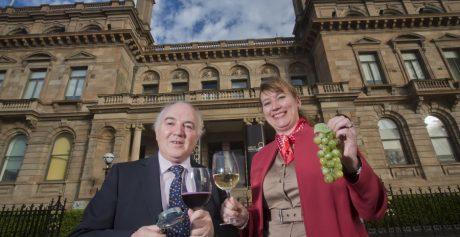 'Call my Bluff' Wine Tasting Set to Raise Funds for Red Cross