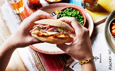 NANDO'S FAN FAVOURITE CHURRASCO BURGER IS BACK TO HELP THE FIGHT AGAINST MALARIA