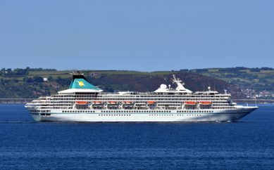 AWARD WINNING CRUISE SEASON FINISHES AT BELFAST HARBOUR