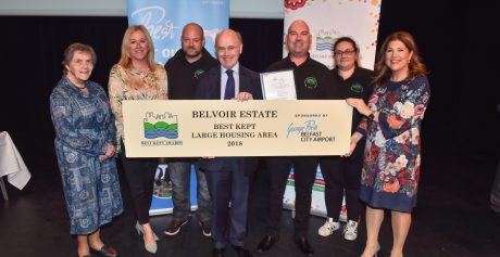 BELVOIR ESTATE TRIUMPHS AT NORTHERN IRELAND BEST KEPT AWARDS