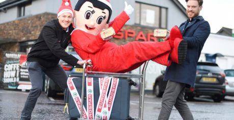 Win a winter getaway with EUROSPAR and Golden Cow