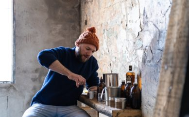 BUSHMILLS IRISH WHISKEY COLLABORATES WITH THE BEARDED CANDLE MAKERSTO HOST FESTIVE EVENT SERIES