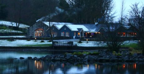 CELEBRATE A MAGICAL CHRISTMAS AT LUSTY BEG ISLAND