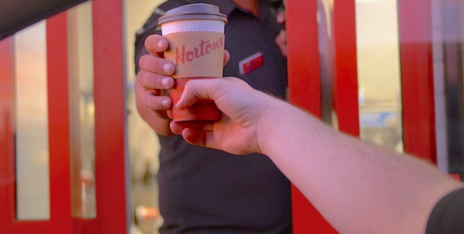 TIM HORTONS® CONFIRMS OPENING DATE FOR FIRST NORTHERN IRELAND DRIVE-THRU AT CONNSWATER